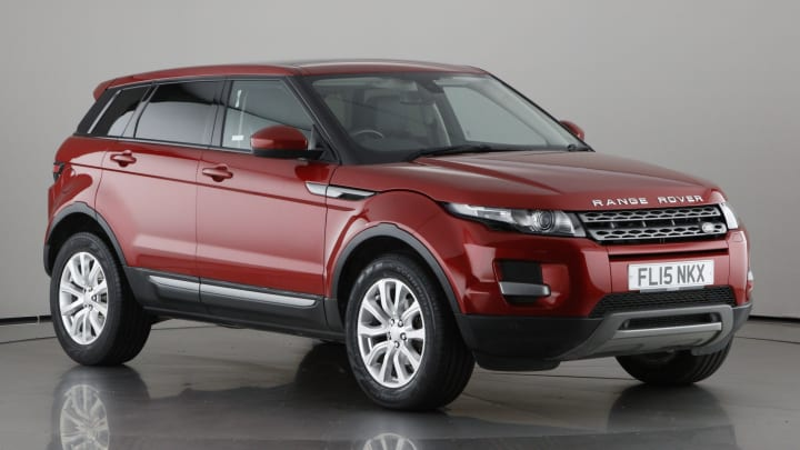 2015 used Land Rover Range Rover Evoque 2.2L Pure Tech SD4