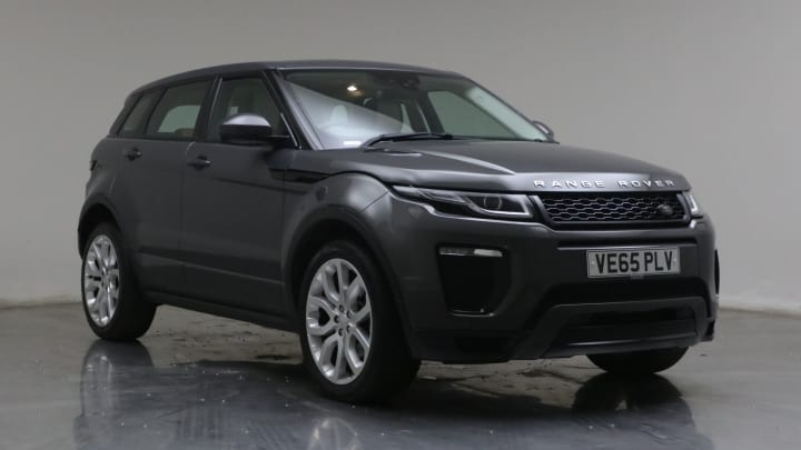 2015 used Land Rover Range Rover Evoque 2L HSE Dynamic TD4