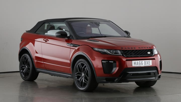 2016 used Land Rover Range Rover Evoque 2L HSE Dynamic TD4