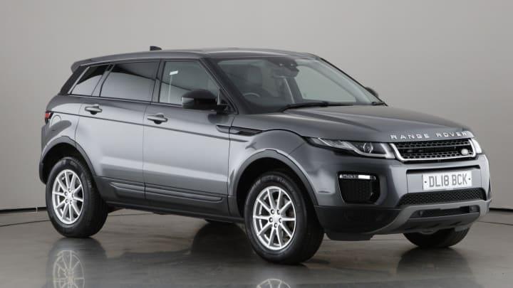 2018 used Land Rover Range Rover Evoque 2L SE Tech eD4