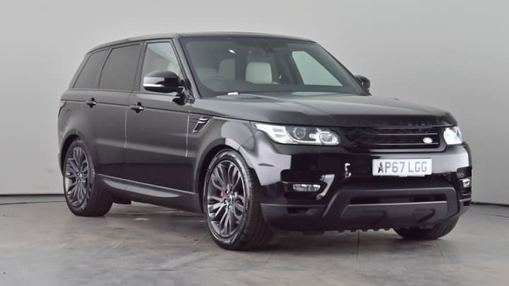 2017 used Land Rover Range Rover Sport 3L HSE Dynamic SD V6