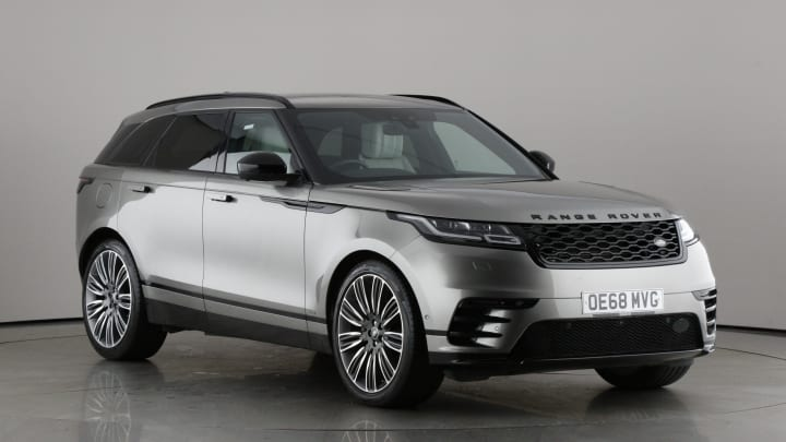 2018 used Land Rover Range Rover Velar 2L R-Dynamic HSE D240