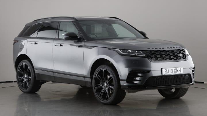 2018 used Land Rover Range Rover Velar 3L R-Dynamic HSE P380