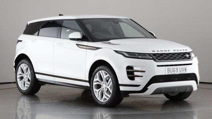 2019 used Land Rover Range Rover Evoque 2L R-Dynamic SE D180