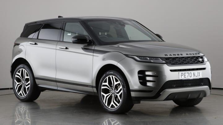 2020 used Land Rover Range Rover Evoque 2L R-Dynamic SE MHEV D180