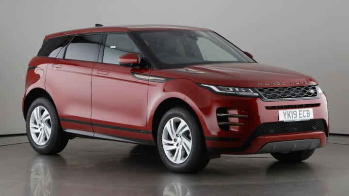 2019 used Land Rover Range Rover Evoque 2L R-Dynamic S D180