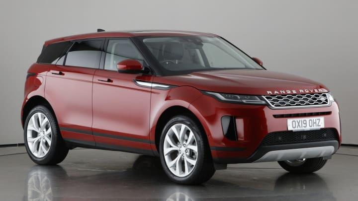 2019 used Land Rover Range Rover Evoque 2L SE D180