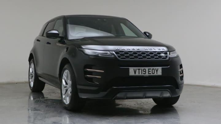 2019 used Land Rover Range Rover Evoque 2L R-Dynamic SE MHEV P200
