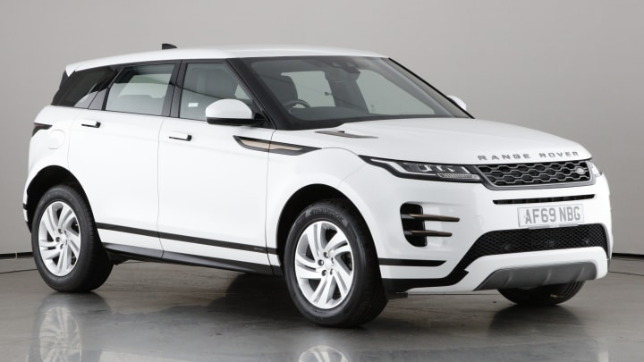 2019 used Land Rover Range Rover Evoque 2L R-Dynamic S D150