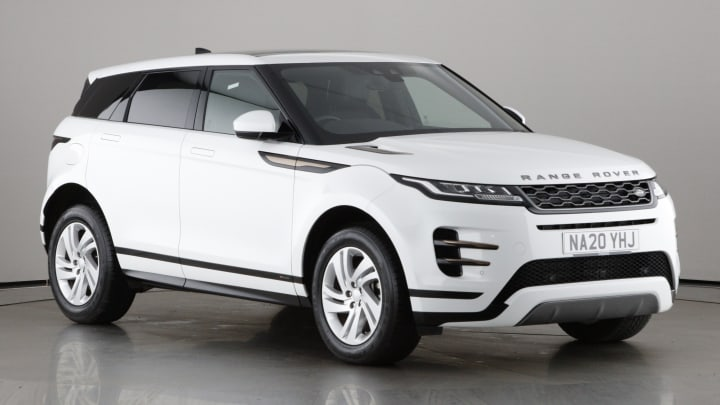 2020 used Land Rover Range Rover Evoque 2L R-Dynamic S D150
