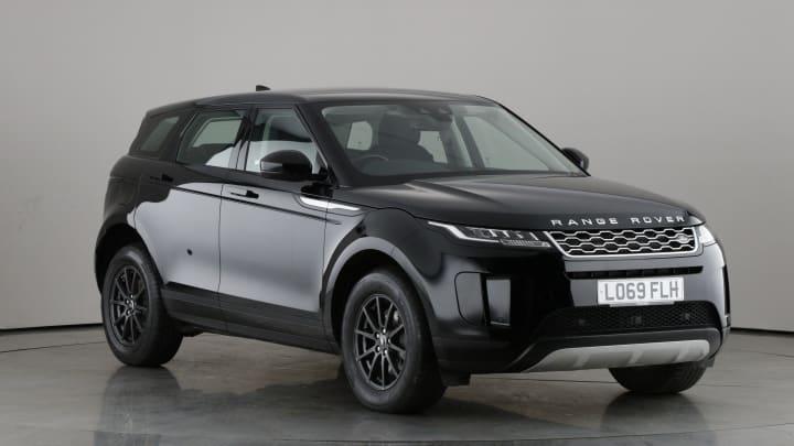 2019 used Land Rover Range Rover Evoque 2L D150