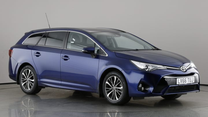 2016 used Toyota Avensis 1.8L Business Edition Plus V-matic