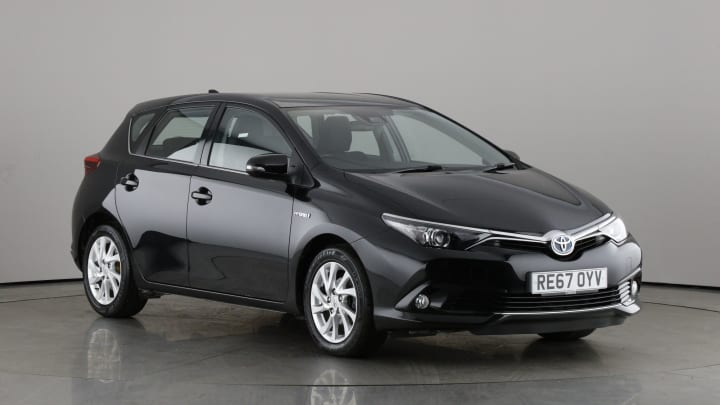 2018 used Toyota Auris 1.8L Business Edition VVT-h
