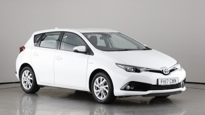 2017 used Toyota Auris 1.8L Icon VVT-h