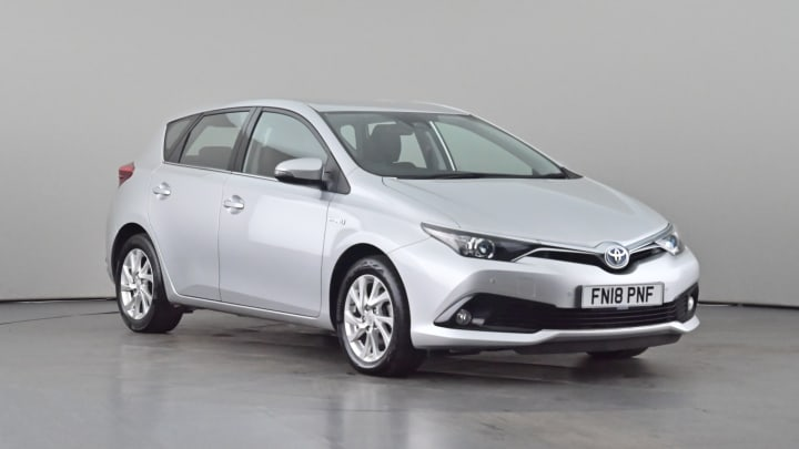 2018 used Toyota Auris 1.8L Icon VVT-h