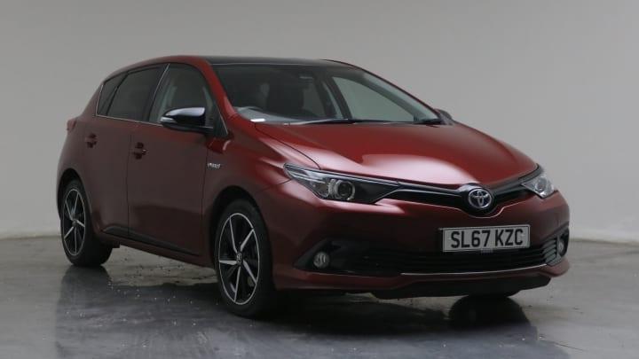 2017 Used Toyota Auris 1.8L GB25 VVT-h