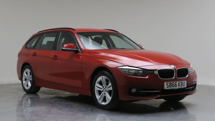 2016 Used BMW 3 Series 2L Sport 320i