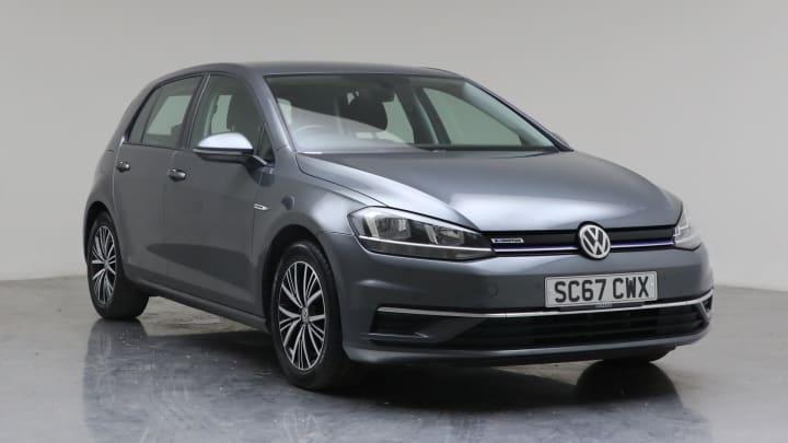 2018 Used Volkswagen Golf 1.5L SE BlueMotion Tech TSI EVO