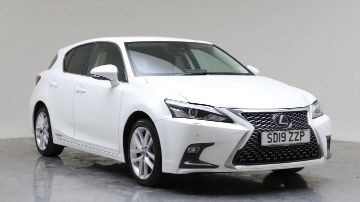 2019 Used Lexus CT 200h 1.8L CT 200h