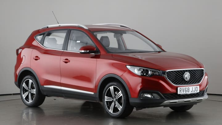 2018 used MG MG ZS 1L Exclusive T-GDI