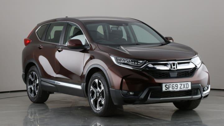 2019 Used Honda CR-V 1.5L SE VTEC Turbo