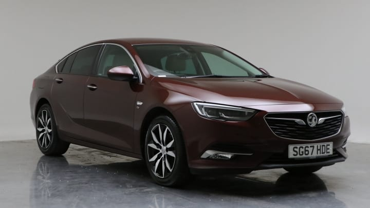 2017 Used Vauxhall Insignia 1.6L Elite Nav BlueInjection Turbo D