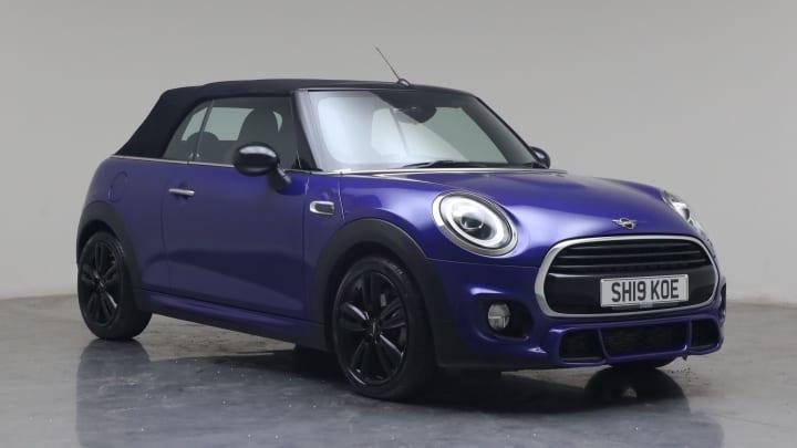 2019 used Mini Convertible 1.5L Cooper Sport