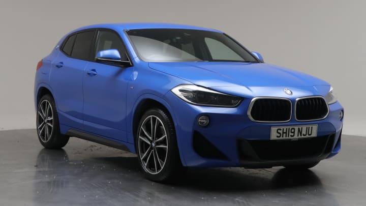 2019 Used BMW X2 2L M Sport 20d