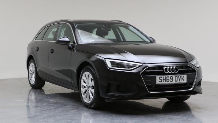 2019 Used Audi A4 Avant 2L Technik TDI