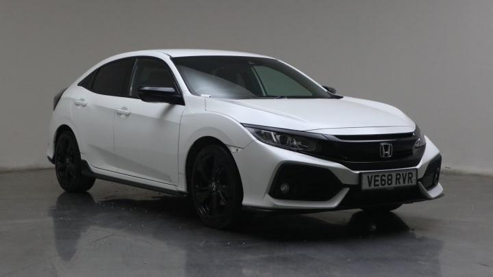 2019 used Honda Civic 1L Sport Line VTEC Turbo