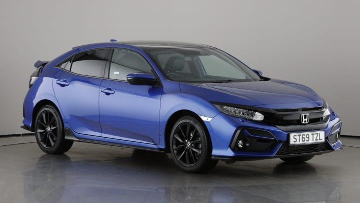 2020 used Honda Civic 1L EX Sport Line VTEC Turbo