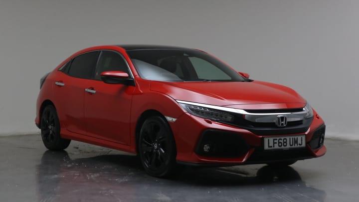 2018 used Honda Civic 1.5L Prestige VTEC Turbo