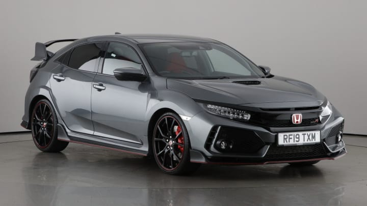 2019 used Honda Civic 2L Type R GT VTEC Turbo