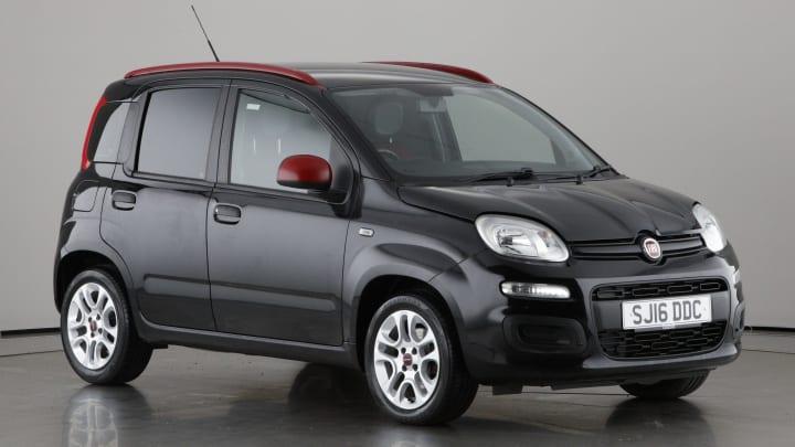 2016 Used Fiat Panda 1.2L Easy