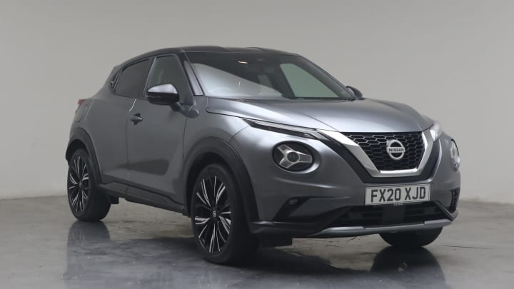 2020 used Nissan Juke 1L Tekna+ DIG-T