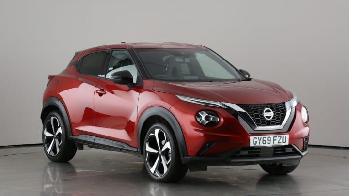 2020 used Nissan Juke 1L Tekna DIG-T