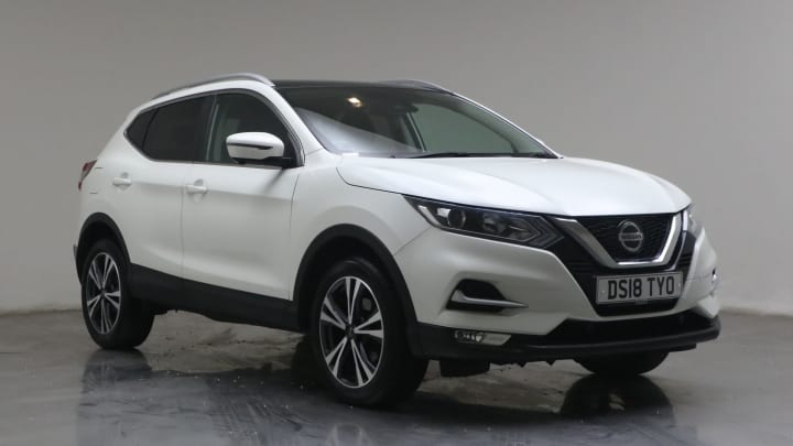 2018 used Nissan Qashqai 1.5L N-Connecta dCi