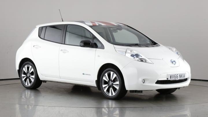 2016 used Nissan Leaf Tekna