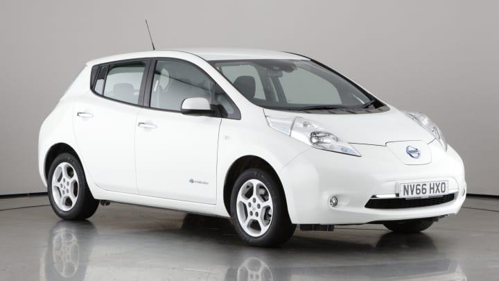 2017 used Nissan Leaf Acenta