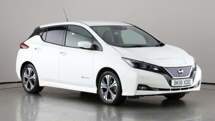 2018 Used Nissan Leaf N-Connecta