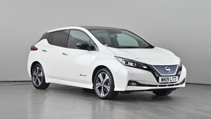 2019 used Nissan Leaf Tekna