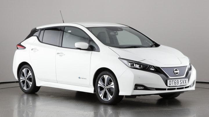 2020 used Nissan Leaf Tekna