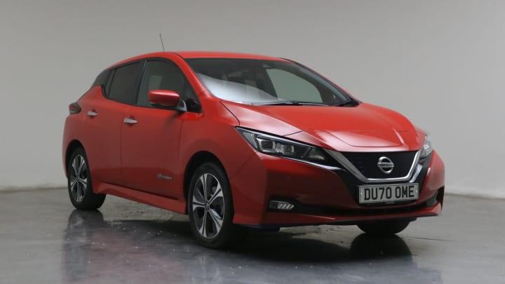 2020 used Nissan Leaf e+ Tekna