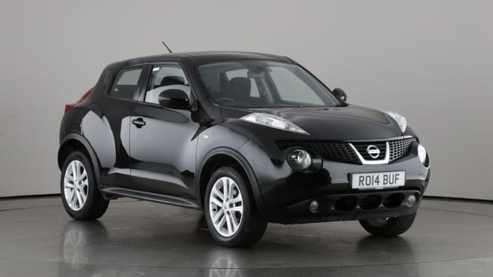 2014 used Nissan Juke 1.5L Acenta dCi