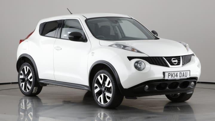 2014 used Nissan Juke 1.5L n-tec dCi