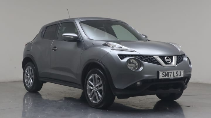 2017 used Nissan Juke 1.5L N-Connecta dCi