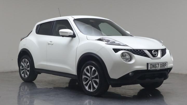 2017 used Nissan Juke 1.5L Tekna dCi