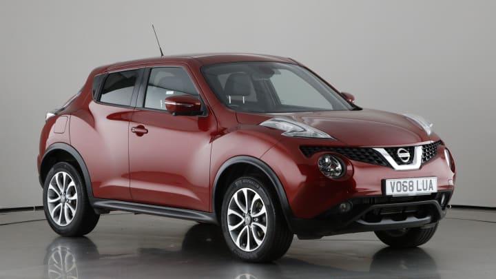 2018 used Nissan Juke 1.5L Tekna dCi