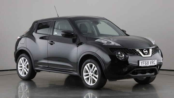 2018 used Nissan Juke 1.5L Bose Personal Edition dCi