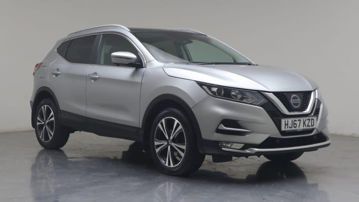 2017 used Nissan Qashqai 1.2L N-Connecta DIG-T
